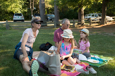09-Spafford_and_Kathy_Ackerly_of_Lyme_came_down_to_enjoy_a_picnic_with_their_granddaughters_Quinn_and_Maya