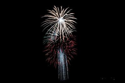 Brownsville Independence Day Celebration July 3rd Fireworks