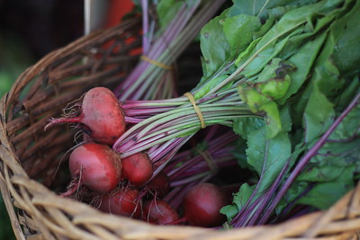 Beets grown by Heartland Farm