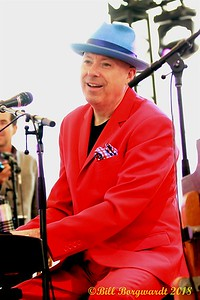 Jerry Dale McFadden - The Mavericks - Interstellar Rodeo 154