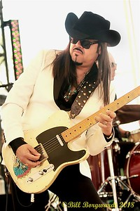 Eddie Perez - The Mavericks - Interstellar Rodeo 108