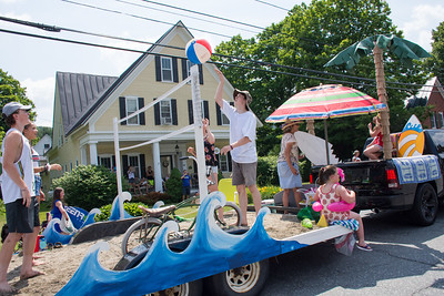 43rd Annual Reading Old Home Day  Parade