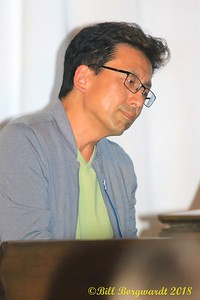 Wes Inaba - Ryan Langlois at Brass Tracks 211
