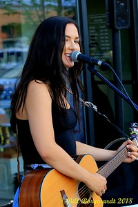 Lia Cole - Make Music Edmonton on 124 St 147
