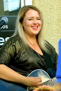 Brenda Dirk - Make Music Edmonton on 124 St 115