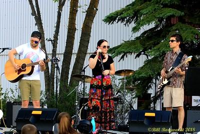The Orchard - Make Music Edmonton on 124 St 092
