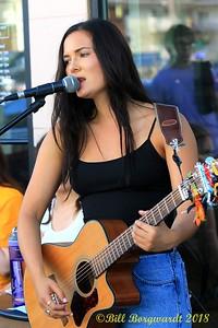 Lia Cole - Make Music Edmonton on 124 St 150