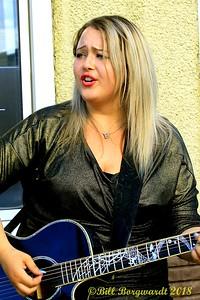 Brenda Dirk - Make Music Edmonton on 124 St 120