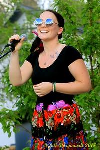 Kasha Anne - The Orchard - Make Music Edmonton on 124 St 104