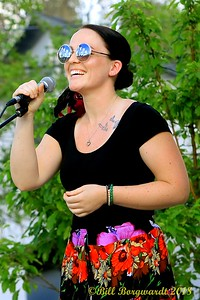 Kasha Anne - The Orchard - Make Music Edmonton on 124 St 105