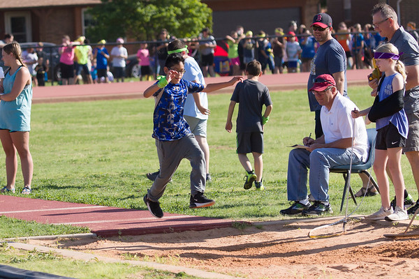 2018 KGF HERITAGE 4TH GRADE TRACK MEET