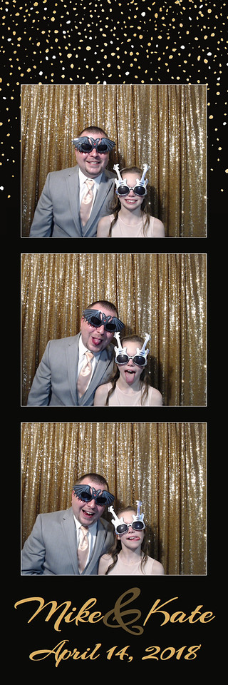 2018 - Kate and Mike's Reception