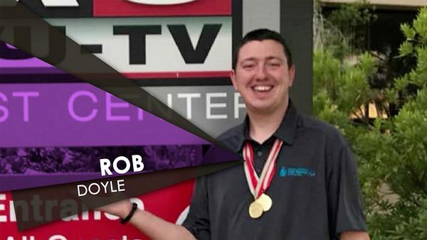 Rob Doyle