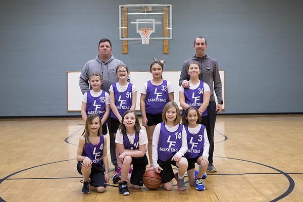 4th Grade Girls Basketball