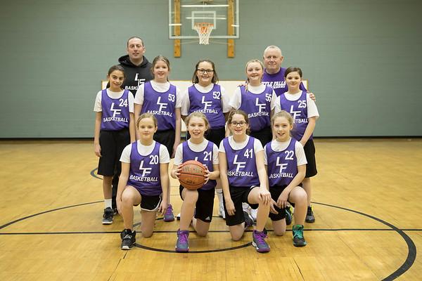 LF 5th Grade Girls Basketball