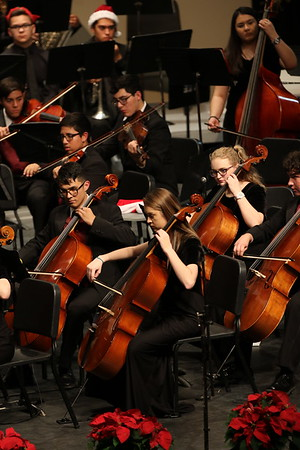 2018 LHS Orchestra Christmas Concert