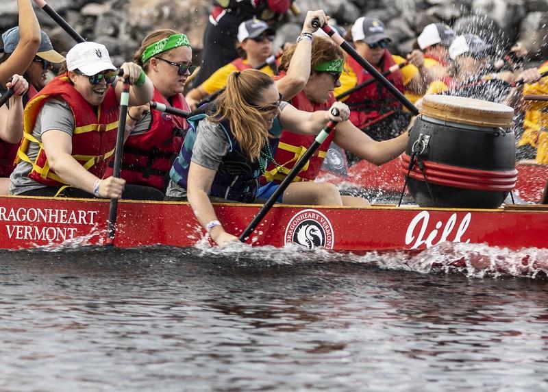 SE heavy paddling