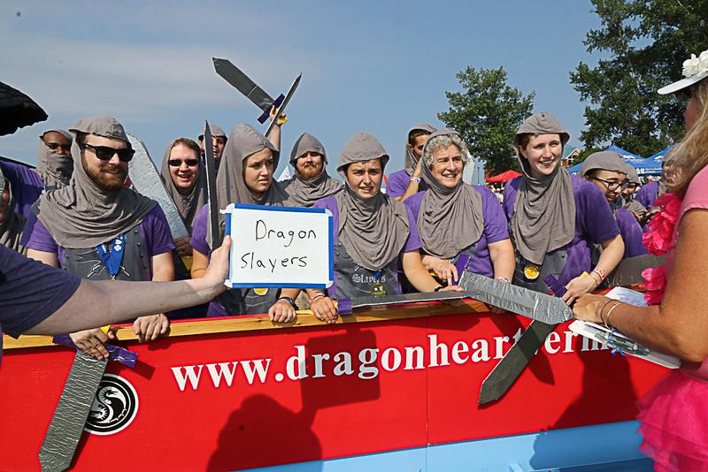 EP Saint Michael's College Dragon Slayers Sign-2151
