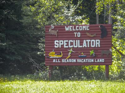 Speculator, NY