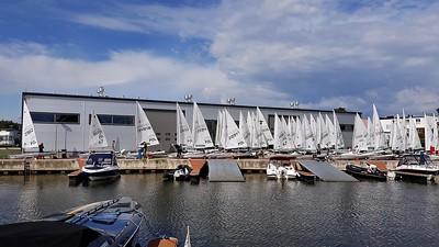 2018 Laser Europa Cup Poland
