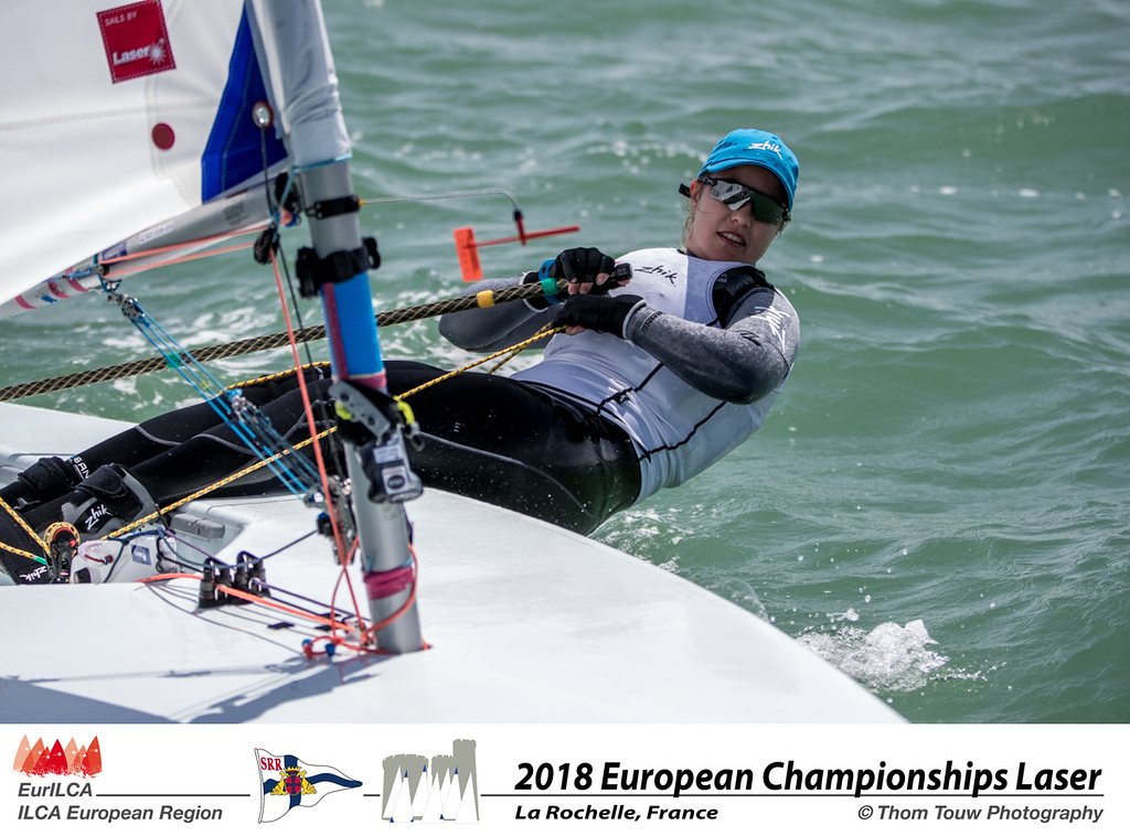 Day 3 - Laser Radial Women