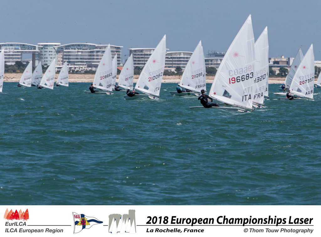 Day 4 - Laser Radial Men