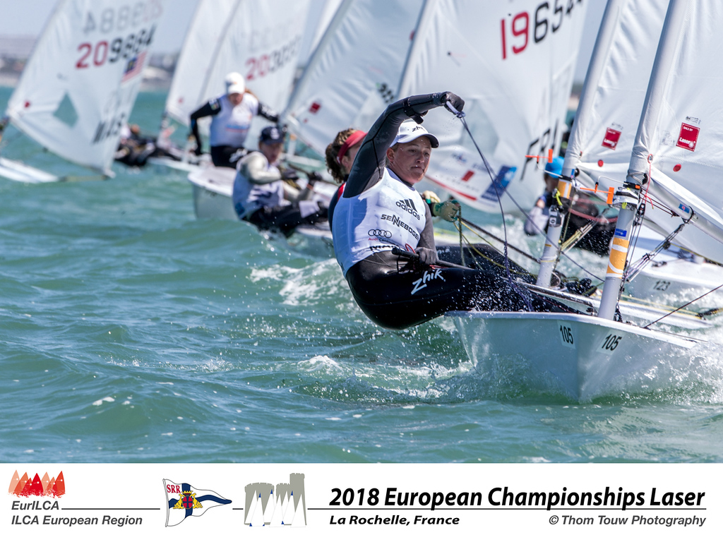 Day 4 - Laser Radial Women