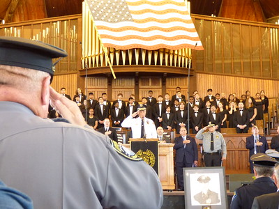 2018 Law Enforcement Memorial Service