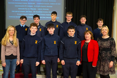 Pictured at WIT (Waterford Institute of Technology) during leaving cert music day. Picture: Patrick Browne