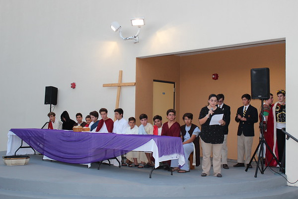 2018 Living Stations of the Cross