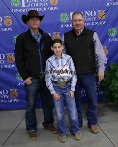 4-Ross Prokop, American Heifer, Grand Champion