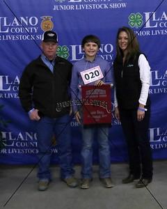 20-Steele Kenney, American Market Steer, Breed Champion