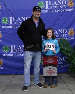 13-Jaci Smith, Hen Turkey, Reserve Champion