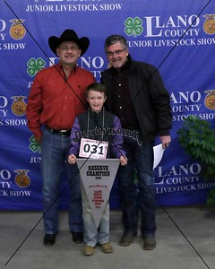 31-Layton Pippenger, Market Hog OPB,  Reserve Breed Champion