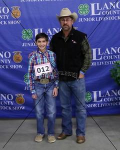 12-Dillon Prokop, American Heifer, Reserve Champion