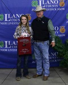22-Brooke Meier, Market Hog OPB, Breed Champion