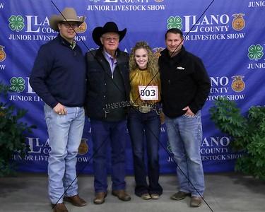 3-Kennedy Wootan, Market Steer Grand Champion