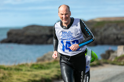 2018 Love Swimrun Holy Island