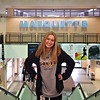 BEAUTIFUL KILEY OFF TO MARQUETTE FOR COLLEGE ... LUCKY SCHOOL!