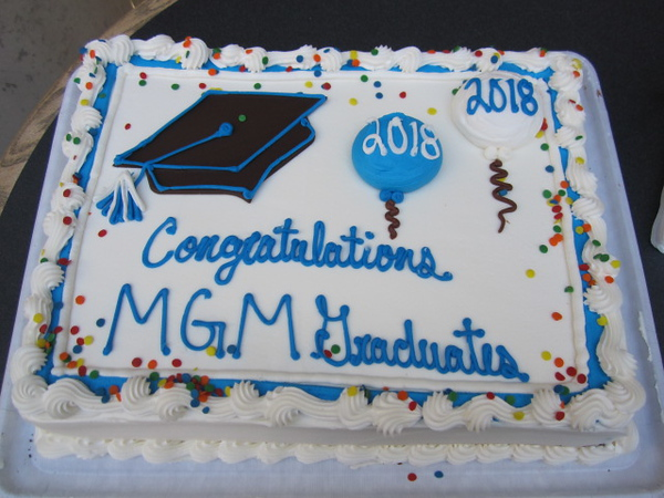 MGM 2018 Graduation Party