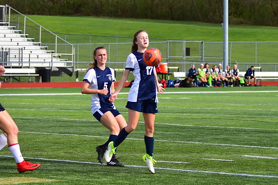 18-04-20 MHS Girls JV vs Francis Howell North