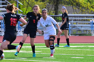 2018 Girls JV Soccer Highlights