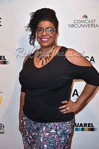 LOS ANGELES, CA - MARCH 1: MMCA Media Diversity Reception at Soul Hollywood on March 1, 2018 in Los Angeles, CA, USA. (Photo by Aaron J. Thornton / RedCarpetImages.net for MMCA)