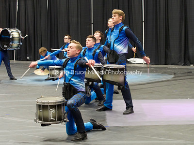 River Valley Percussion Theatre of Elk River HS