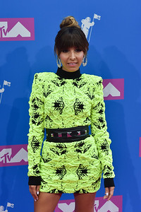 NEW YORK, NY - August 20:  MTV Video Music Awards at Radio City Music Hall on Monday, August 20, 2018, in New York, NY, USA. (Photo by: Aaron J. / RedCarpetImages.net)
