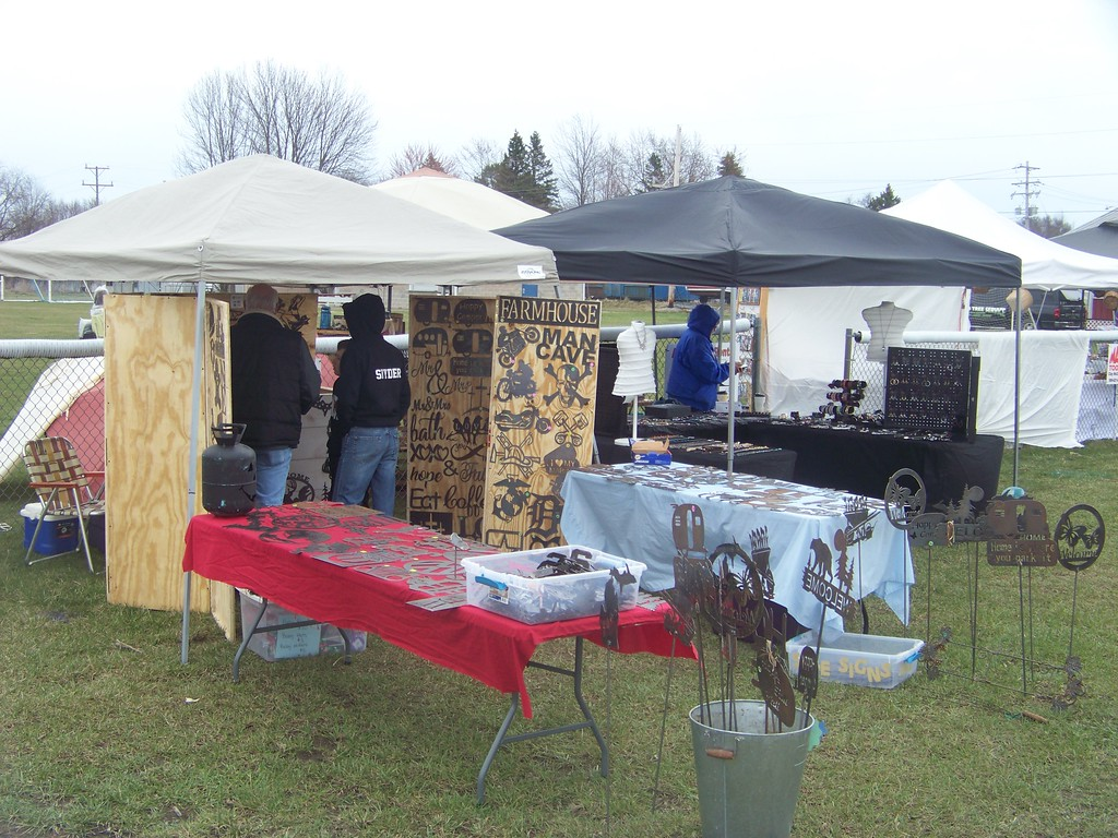 . Jon Morgan - Morning Sun  Saturday at the 2018 Maple Syrup Festival