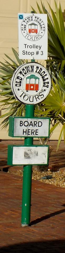 Old Town Trolley Key West Flroida