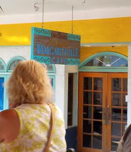 The Original Margaritaville Cafe