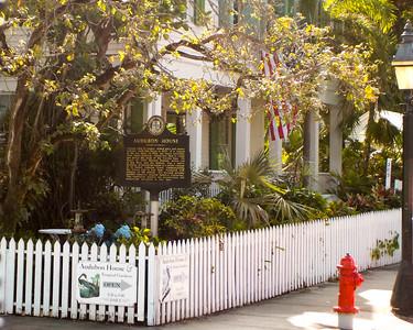 Audubon House Key West Florida
