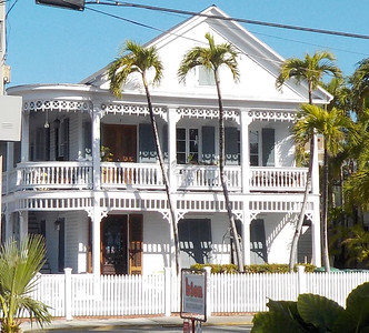 Pretty house in Key West FL